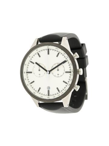 Uniform Wares C41 Chronograph Watch - Black
