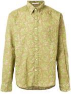 Gant Rugger Make Believe Sezo Shirt - Green