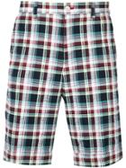 Loveless Checked Shorts - Multicolour