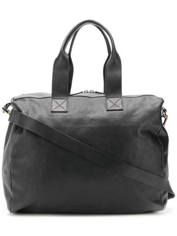 Ann Demeulemeester Large Tote Bag - 099 Black