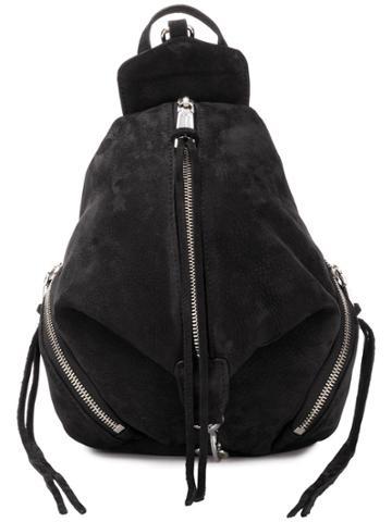 Rebecca Minkoff Convertible Mini Julian Backpack - Black