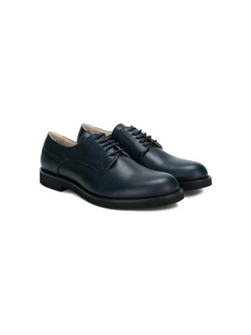 Andrea Montelpare Derby Shoes - Blue