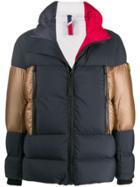 Rossignol Hooded Puffer Coat - Black