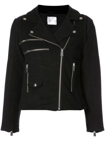 Anine Bing Moto Jacket - Black