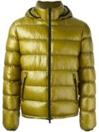 Herno Hooded Padded Jacket - Green
