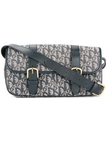 Christian Dior Vintage Christian Dior Trotter Messenger Shoulder Bag -
