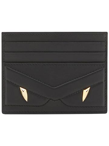 Fendi Businnes Card Holder - Black