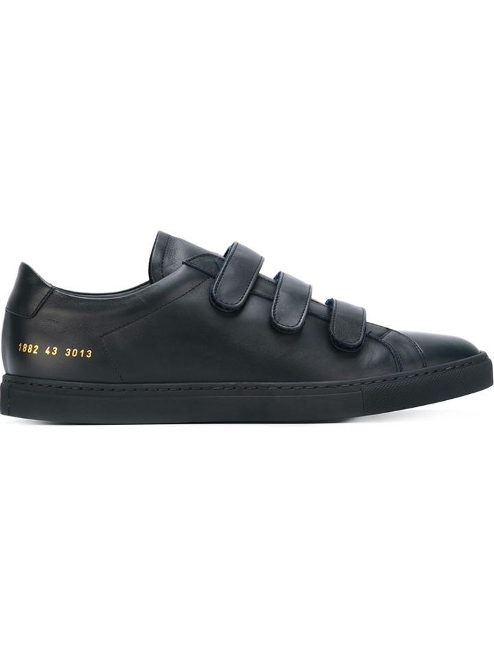 Common Projects 'achilles' Strap Sneakers