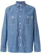 Carhartt Denim Shirt - Blue