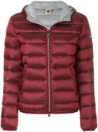 Colmar Hooded Padded Jacket - Red