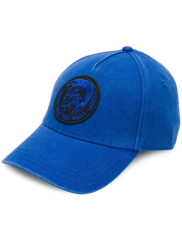 Diesel Cindi Cap - Blue