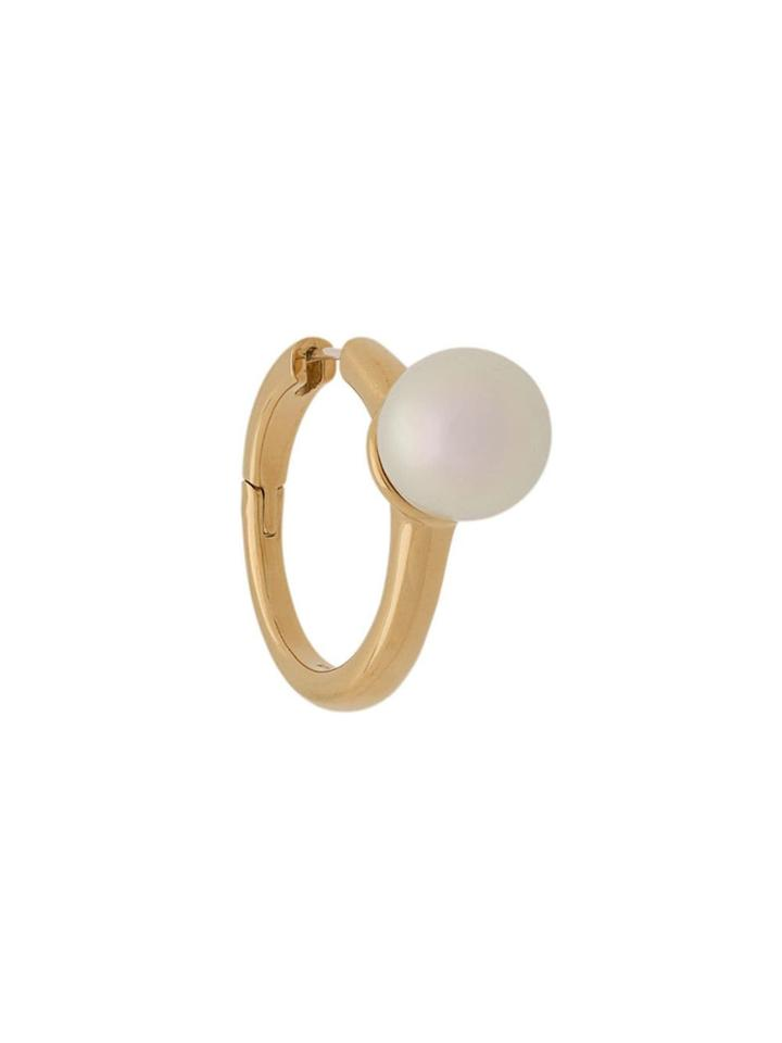 Ambush Mini Hoop Earrings - Gold