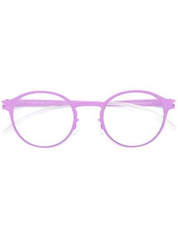 Mykita Owl First Glasses, Pink/purple