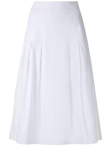 Olympiah Viorne Midi Skirt - White