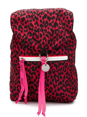 Red Valentino Red(v) Packer Backpack