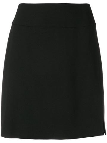 Giorgio Armani Vintage 1990 Mini Skirt - Black