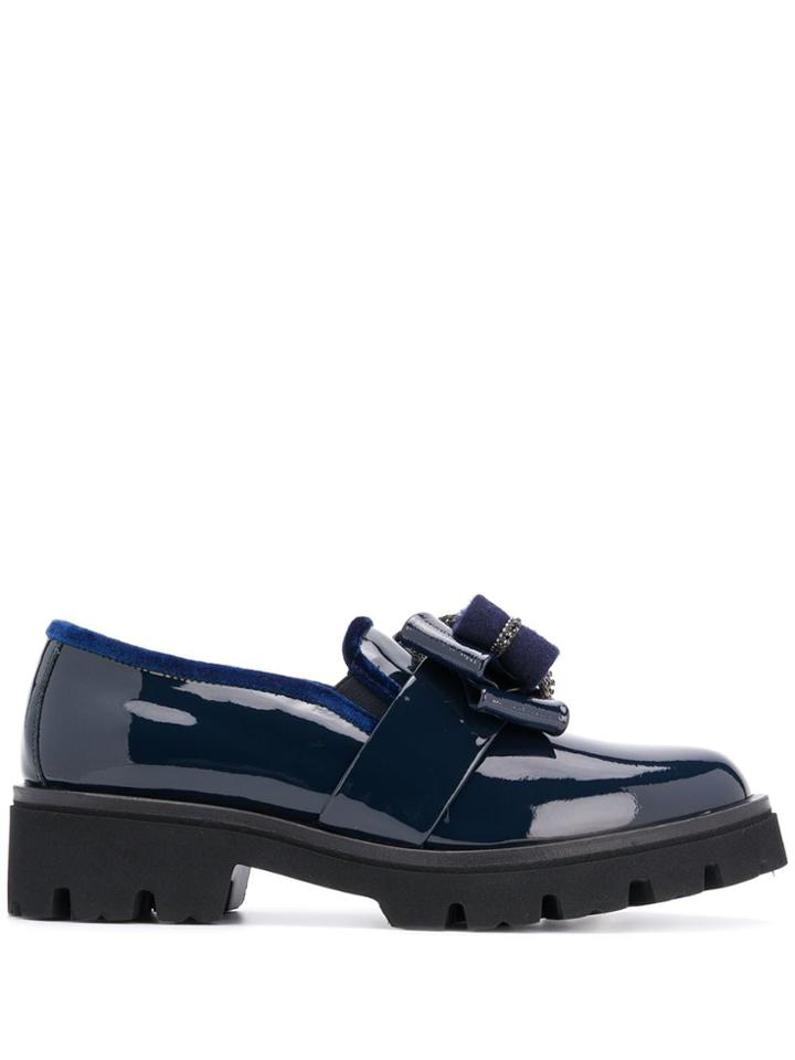 Baldinini Loafers - Blue
