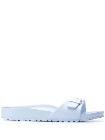 Birkenstock Madrid Slippers - Blue