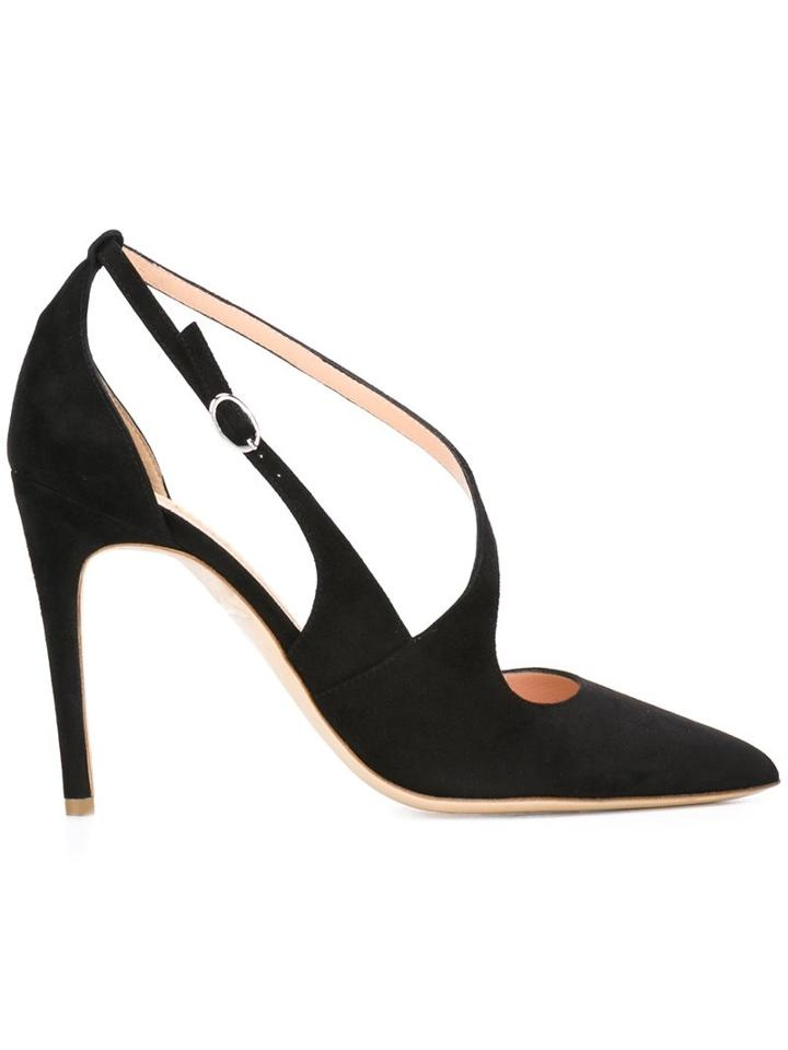 Rupert Sanderson Strappy Court Shoes