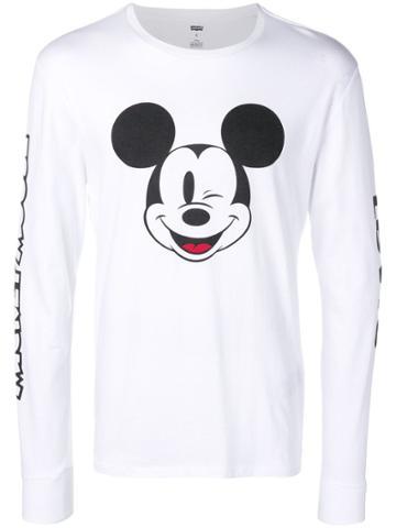 Levi's Levi's X Disney Print Sweatshirt - White