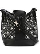 Versus Studded Bucket Bag, Women's, Black