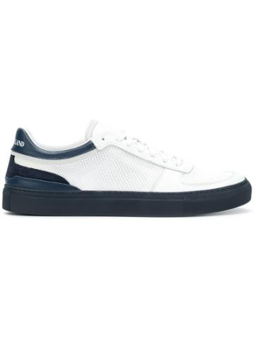 Stone Island S0297 Low Top Sneakers - White