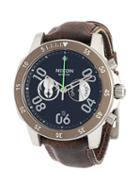 Nixon 'ranger Chrono Leather Sw' Watch