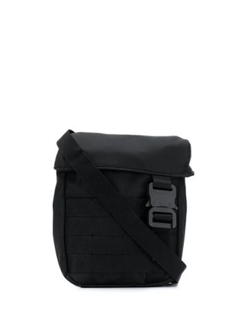 1017 Alyx 9sm Clasp Detail Messenger Bag - Black