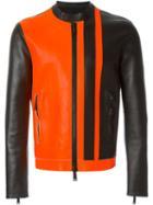 Dsquared2 Mandarin Collar Jacket