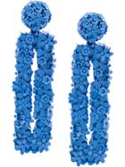 Sachin & Babi Fleur Dawn Earrings - Blue