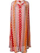 Missoni Knitted Convertible Cape-skirt