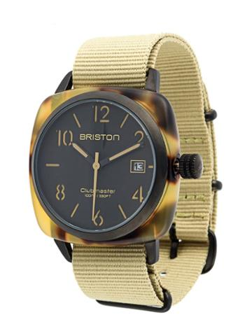 Briston Watches 'clubmaster Hms' Watch