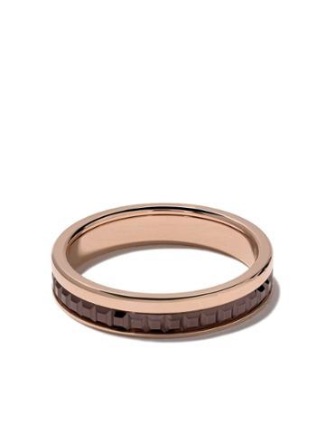Boucheron Pavé Band Ring - Pg