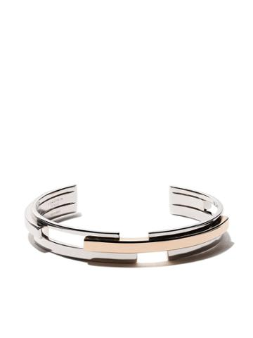 Maison Dauphin 18kt Rose And White Gold C2 Volume Cuff - Unavailable