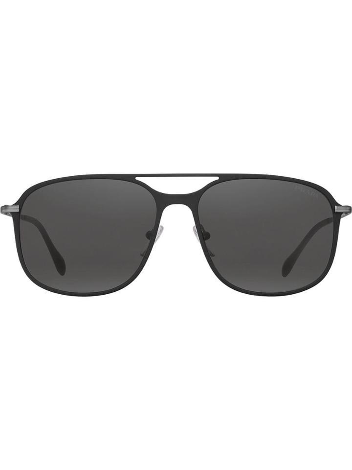 Prada Eyewear Prada Linea Rossa Constellation Eyewear - Black