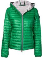 Duvetica Hooded Puffer Jacket - Green