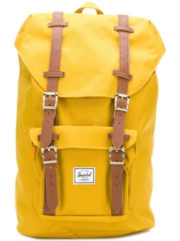 Herschel Supply Co. Little America M - Yellow & Orange