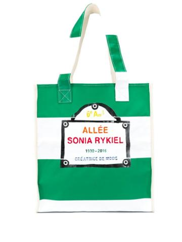 Sonia Rykiel Allée Sonia Rykiel Tote - Green