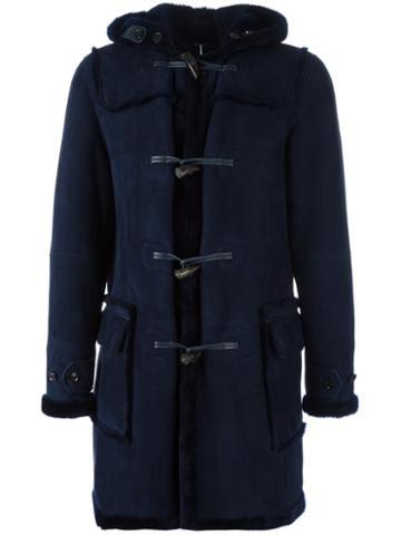 Liska Shearling Duffle Coat