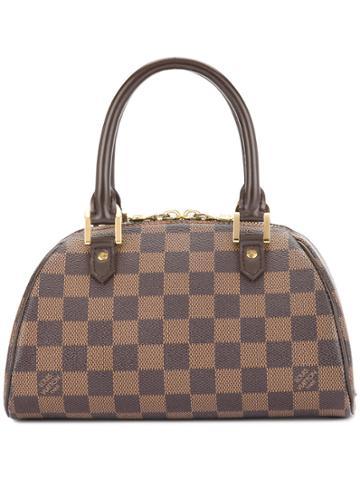 Louis Vuitton Vintage Mini Rivera Tote Bag - Brown