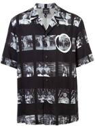 Marcelo Burlon County Of Milan Ali Shirt - Black