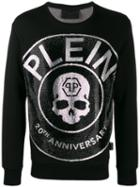 Philipp Plein 20th Anniversary Sweatshirt - Black