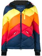Perfect Moment Super Day Ii Jacket - Blue