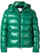 Moncler Padded Jacket - Green