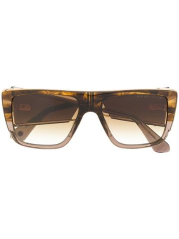 Dita Eyewear Souliner Sunglasses - Brown