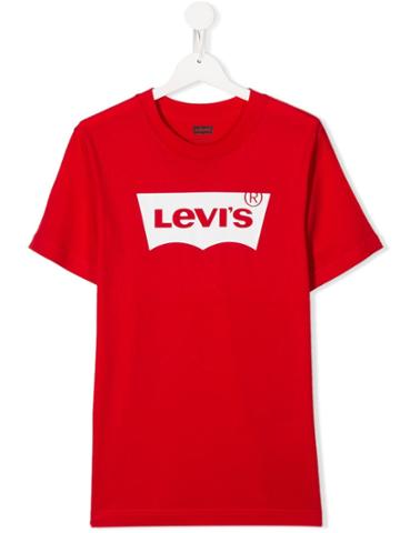 Levi's Kids Np10027tr1r - Red