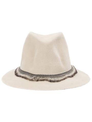 Lola Hats 'unibrow' Hat
