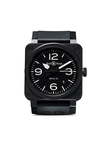 Bell & Ross Br 03-92 Black Matte 42mm - Unavailable