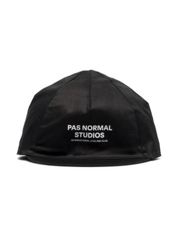 Pas Normal Studios Studios Logo Cap - Black