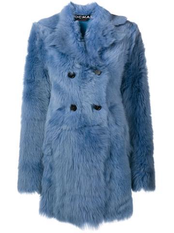 Rochas Shearling Coat